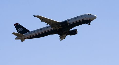 US Airways Takes Extra Fuel on NYC Jets as Competitors Wait