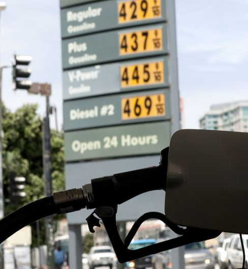 No Carter Echo for Obama as Gas Cost May Ease for Campaign