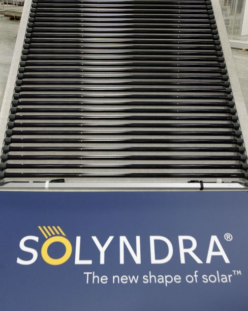 Solyndra's $733M Plant Had Robots, Spa Showers