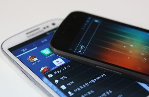 Apple Request for Samsung Injunction Set for Dec. 6 Hearing