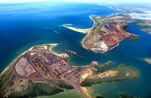 Iron Ore to Rebound as China Seeks Cheaper Imports