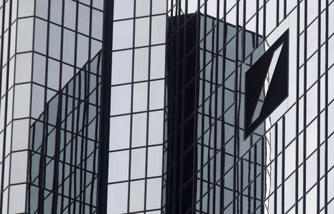 Four Ex-Deutsche Bank Rates Traders Said to Sue Over Dismissal