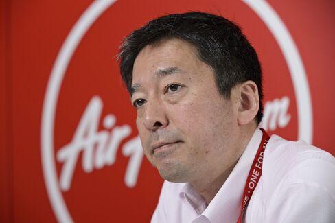 AirAsia Japan CEO Yoshinori Odagiri