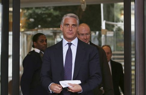 UBS Investment Bank CEO Andrea Orcel
