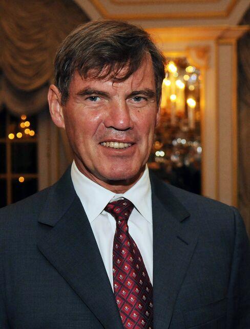 Parent Company CEO Edmund Kelly