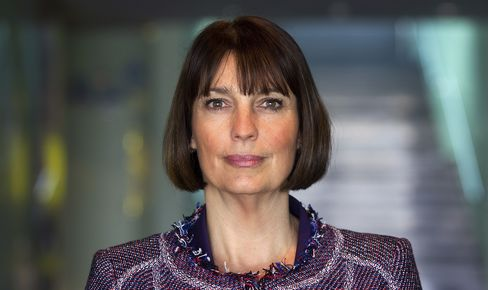 EasyJet Plc Chief Executive Officer Carolyn McCall