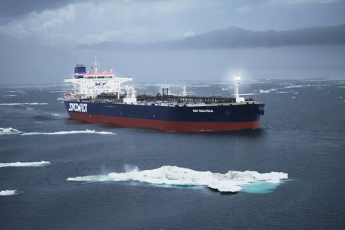 Arctic Rival to Suez May Boost Sovcomflot IPO