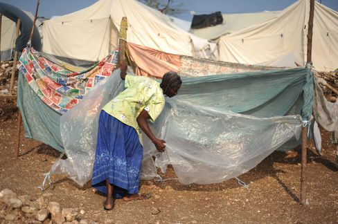 Haiti Earthquake Camps Expose Women