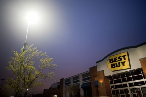 Best Buy Store Closings Signal End of Big-Box Dominance