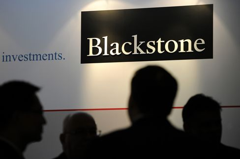 The Blackstone Group LP Logo