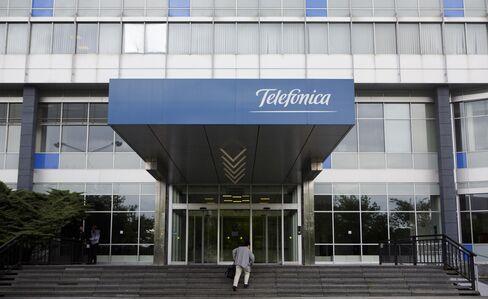 Telefonica Czech Republic AS Offices in Prague