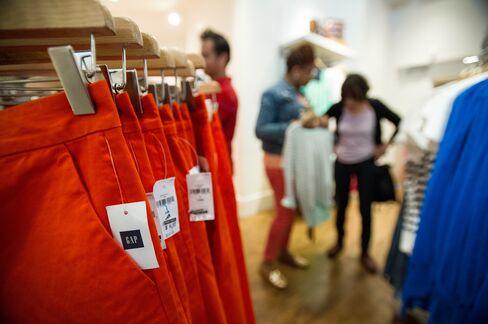 Gap Profit Tops Analysts' Estimates on North American Sales