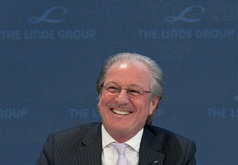 Linde CEO Wolfgang Reitzle