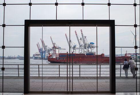 German Investor Confidence Slumps as Ukraine Crisis Worsens