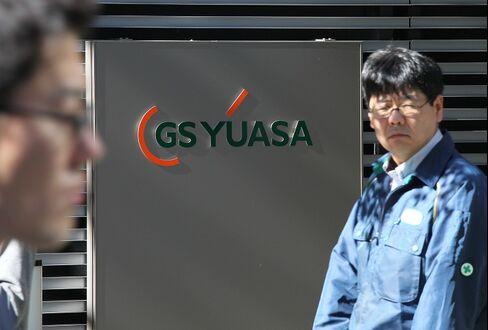 GS Yuasa Shares Surge as Japan Ends Company Inspections