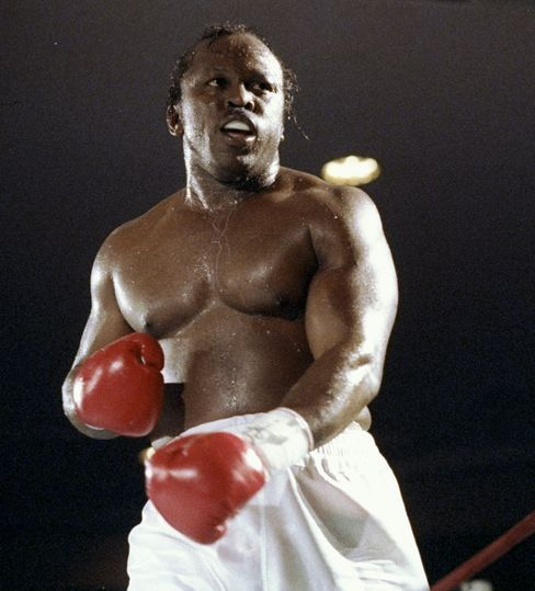 Michael Dokes, Former Heavyweight Boxing Champion