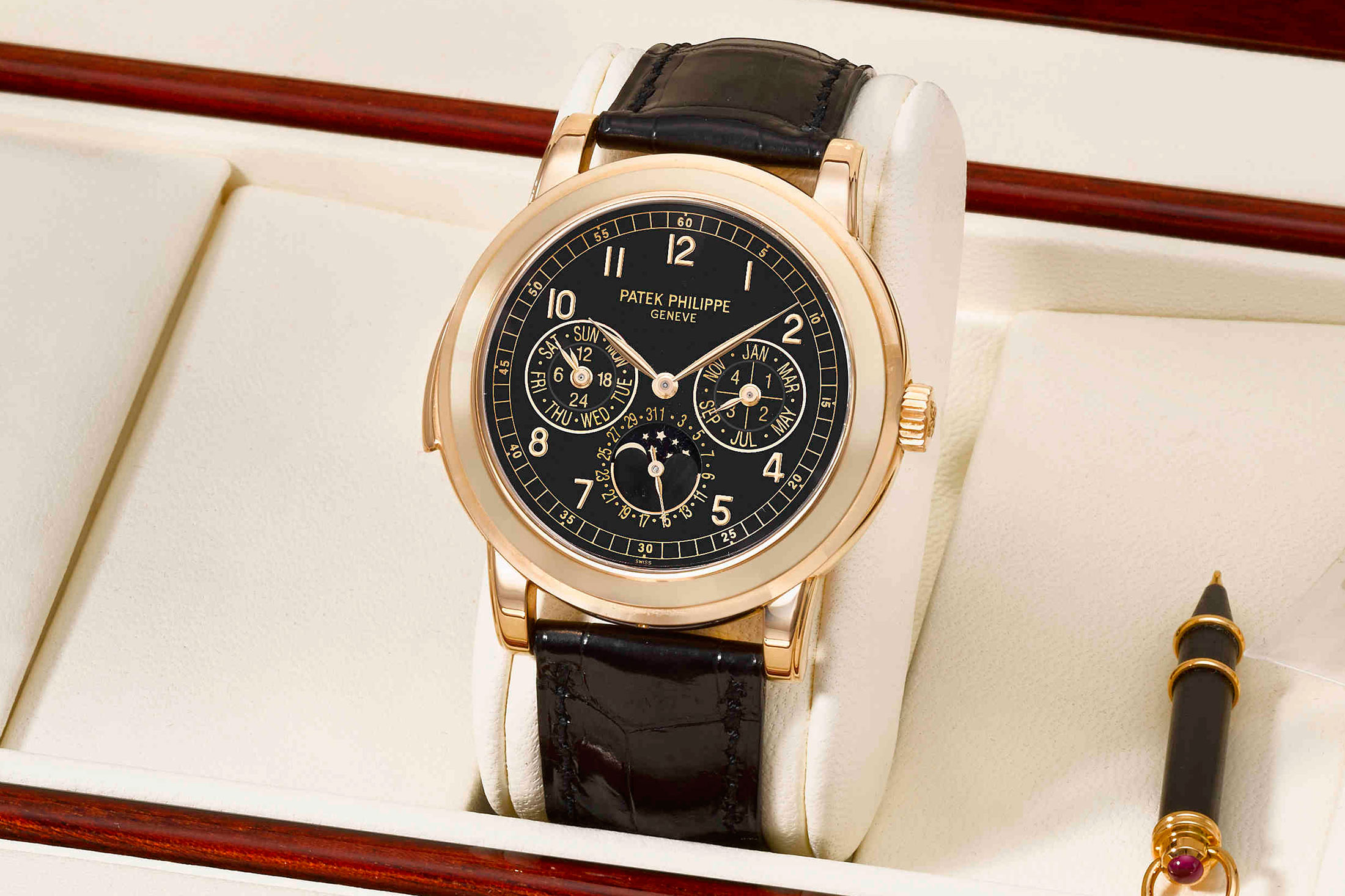 Top Lots Christie's Geneva Important Watches Auction ...