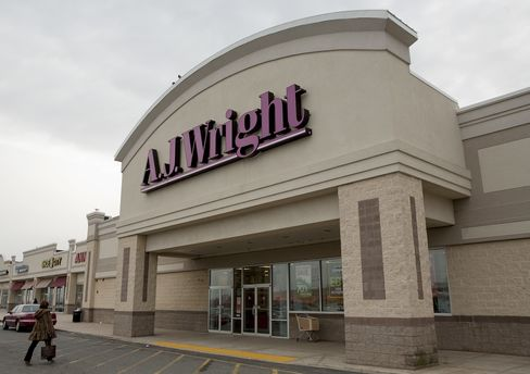 TJX Plans to Close A.J. Wright Stores