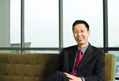 PUB CEO Chew Men Leong