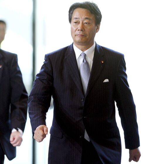Japan Economy May Be Hurt by China Spat, Minister Kaieda Say