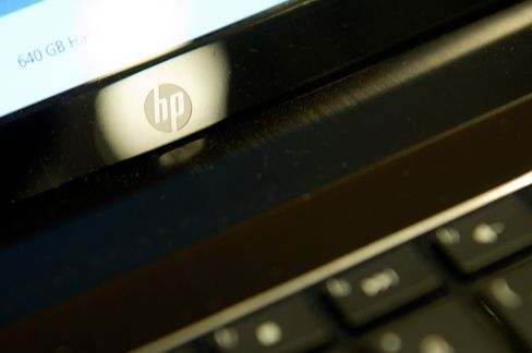 HP Debt at Riskiest Level to Dell in Decade
