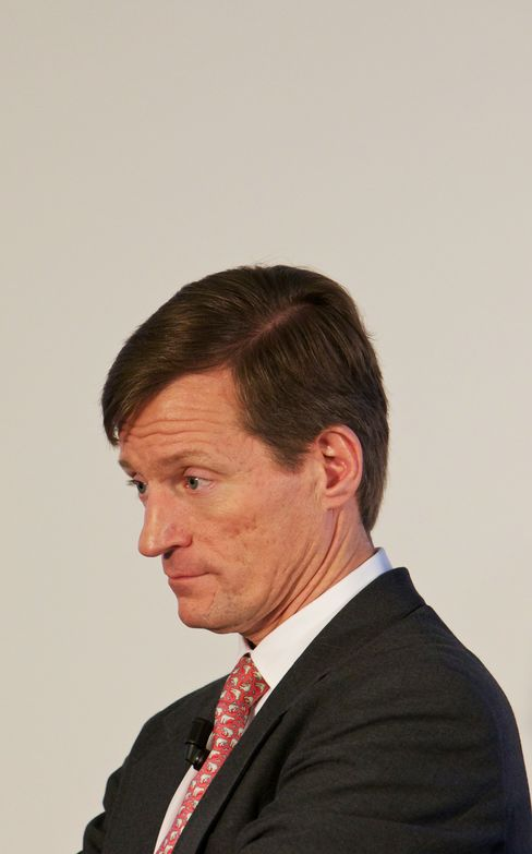 Brady Dougan, chief executive officer of Credit Suisse AG. Photographer: Gianluca Colla/Bloomberg