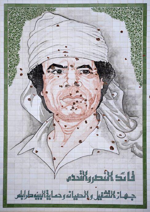Qaddafi Turns to Syria Media to Keep Propaganda Going