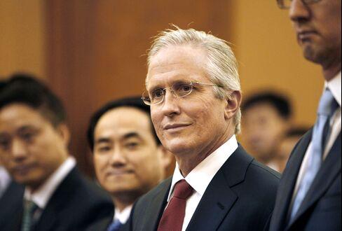 TPG Founding Partner Jim Coulter