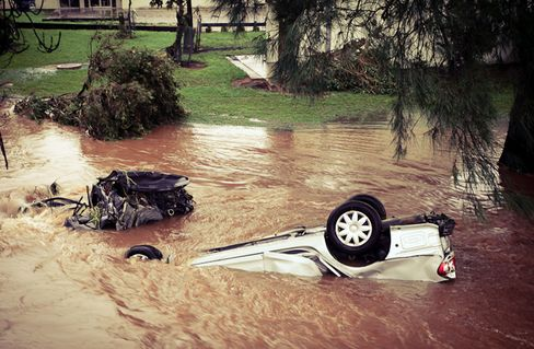 Flash Flooding in Queensland Kills Eight as Brisbane Braces