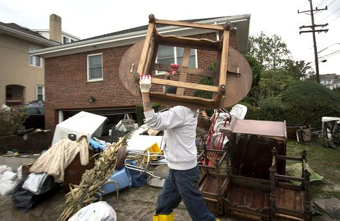 Bloomberg Seeks $9.8 Billion in Aid for NYC's Sandy Storm Losses