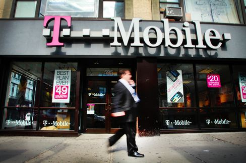 Deutsche Telekom, AT&T Seen at Odds With T-Mobile Deal