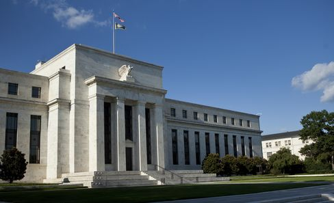 Fed Bond Purchase Option Kept in Reserve as Officials Weigh