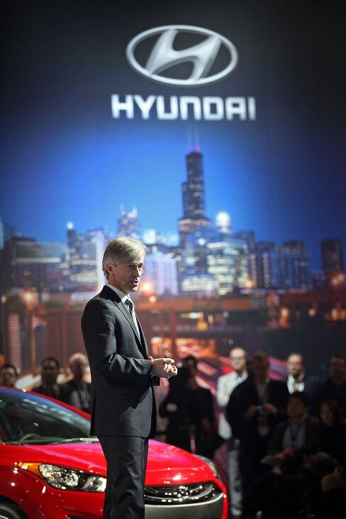 Hyundai, Kia to Reimburse U.S. Buyers for Excess MPG Claims