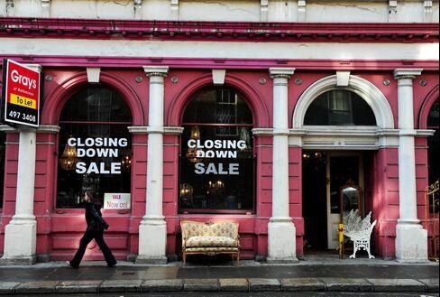 Squeezed Irish Begged to Buy Fridges