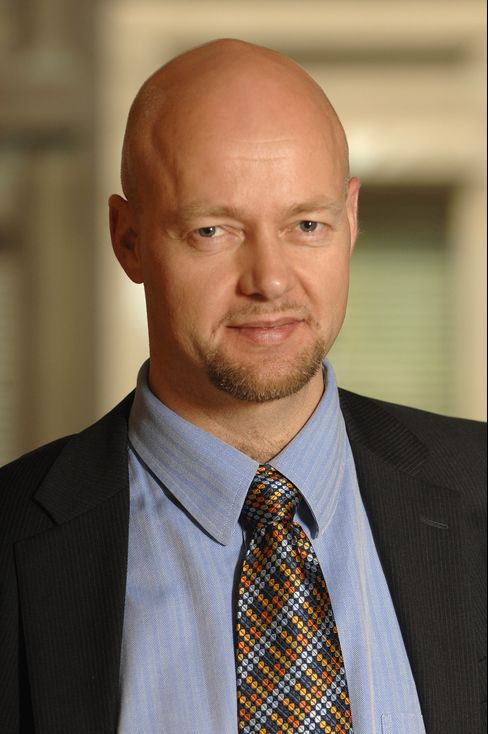 Yngve Slyngstad,  of Norges Bank Investment Management