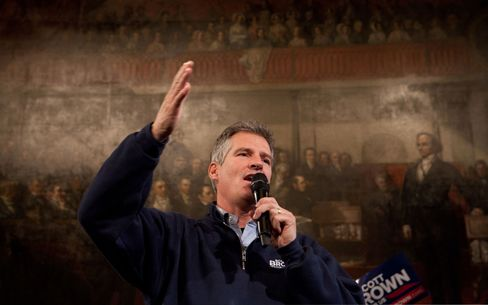 Former U.S. Senator Scott Brown