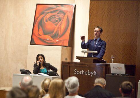 Lehman Art Sale Raises $12.3 Million