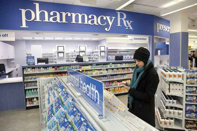 Go ahead and buy that brand-name aspirin -- if you think it'll work.Photographer: JB Reed/Bloomberg
