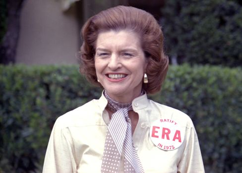 BETTY FORD DIES AT 93