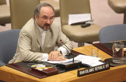 Iranian Ambassador Mohammad Khazaee