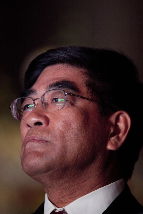 China National Offshore Oil Corp. President Fu Chengyu