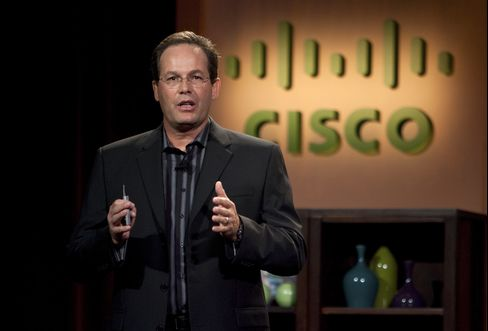 Cisco Senior VP Marthin De Beer