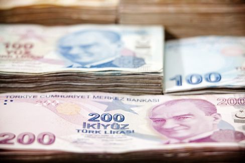 Turkey Central Bank Cuts Rates; Lira Weakens Most in Two Weeks