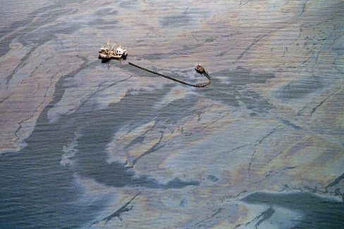 Exxon Valdez Sold for Scrap Years After Worst U.S. Spill