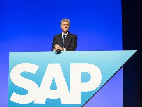 SAP CEO Bill McDermott