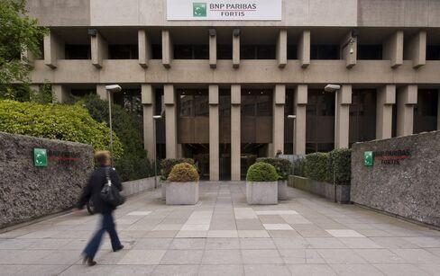 BNP Paribas Fortis Headquarters in Brussels
