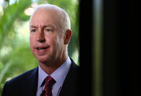 Moody's Investors Service CEO Raymond McDaniel