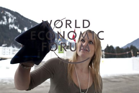 Davos Dealmaking Shifts BRIC Influx Heralds New Influence