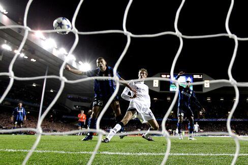 Tottenham Beats Inter 3-1 in Champions League
