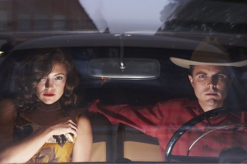 Kate Hudson and Casey Affleck